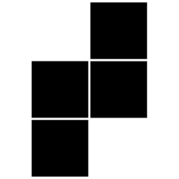 Stickers muraux: Pieza 2