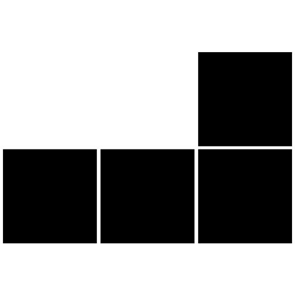 Stickers muraux: Pieza 4