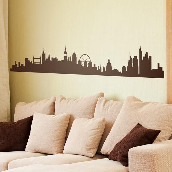 Stickers muraux: London Skyline