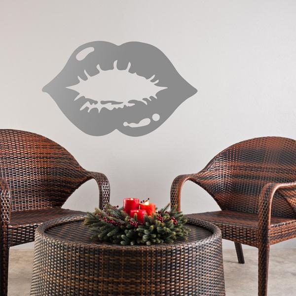 Stickers muraux: labios2