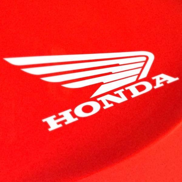 Autocollants: Aile Honda Moto côté droit