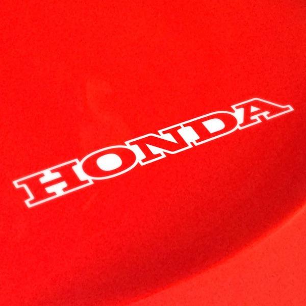 Autocollants: Honda Bord