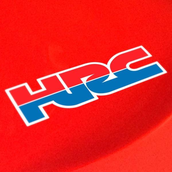 Autocollants: HRC 1