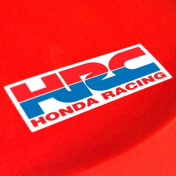 Autocollants: HRC 2