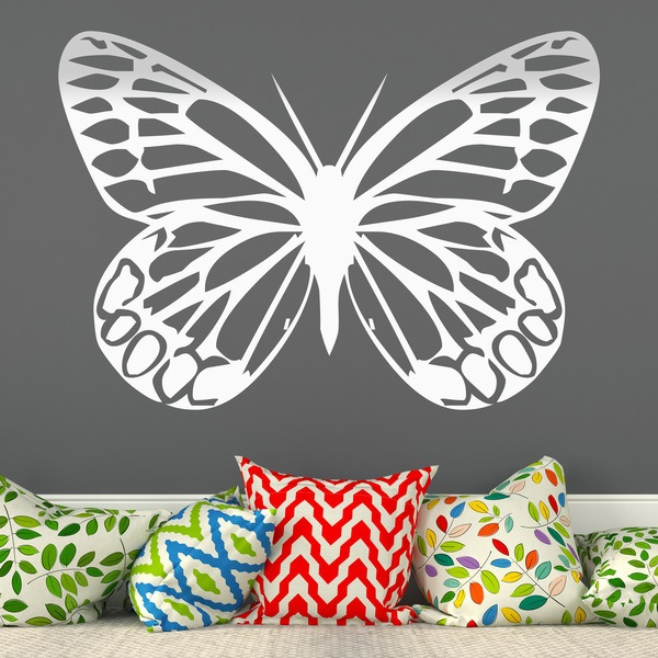Stickers muraux: Papillon