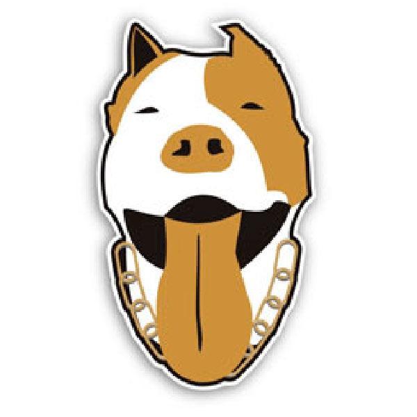 Autocollants: Dog 1
