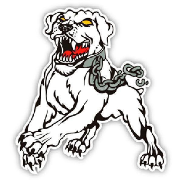 Autocollants: Dog 3