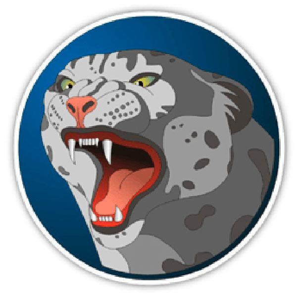 Autocollants: Tiger 5