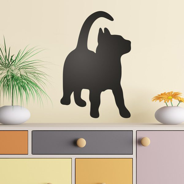 Stickers muraux: Animaux silhouettes 108