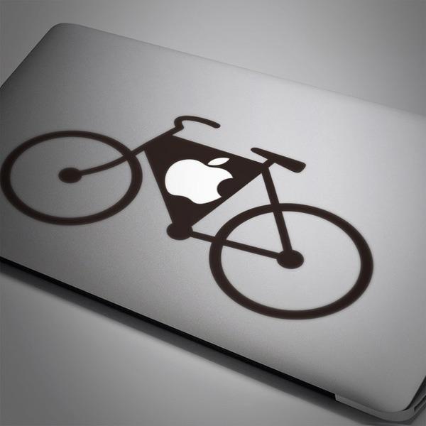 Autocollants: Vélo