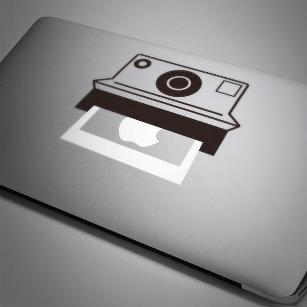 Autocollants: Polaroid