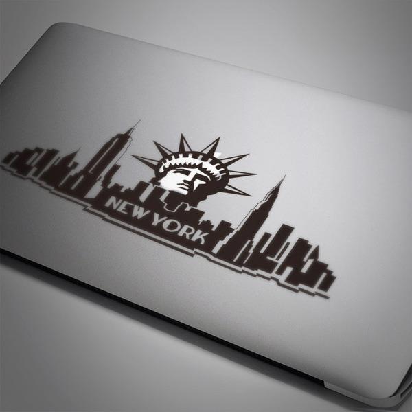 Autocollants: New York City