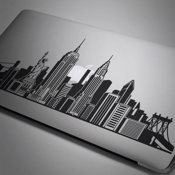 Autocollants: Horizon de New York