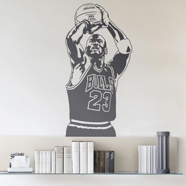 Stickers muraux: Joueur de basket