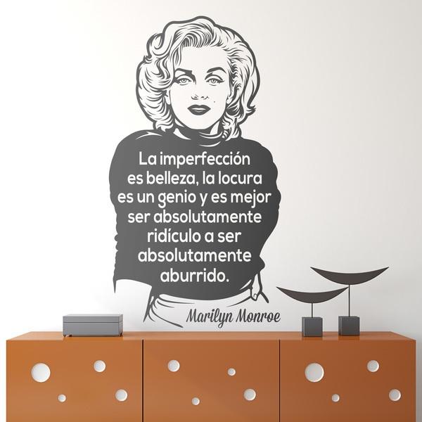 Stickers muraux: La imperfección es belleza...
