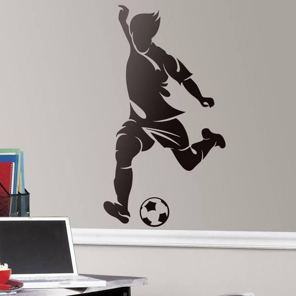 Stickers muraux: Joueur de Football