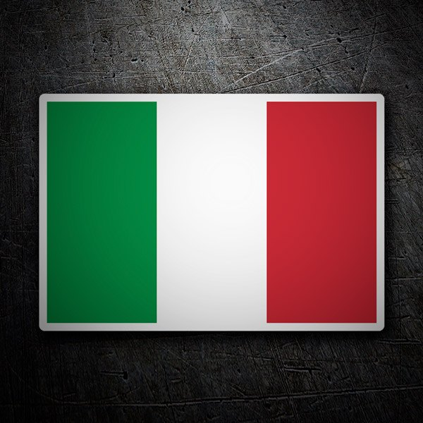 Autocollants: Italia