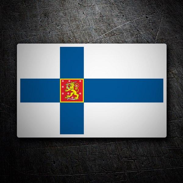 Autocollants: Suomi