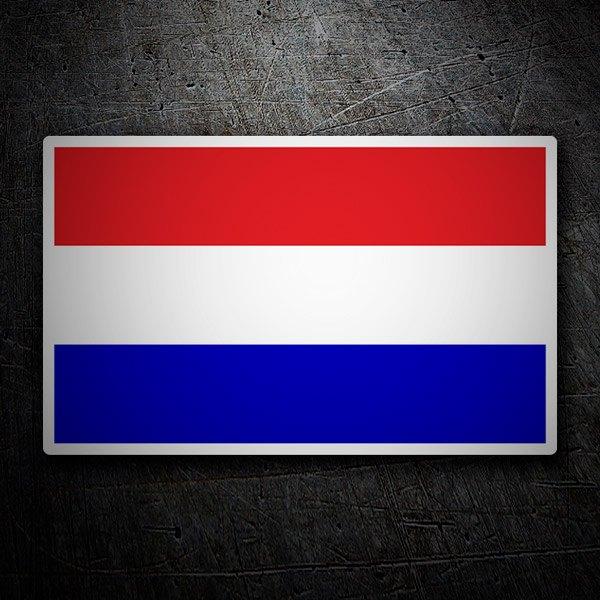 Autocollants: Nederland