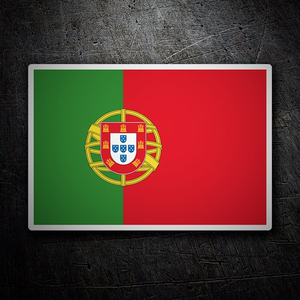 Autocollants: Portugal