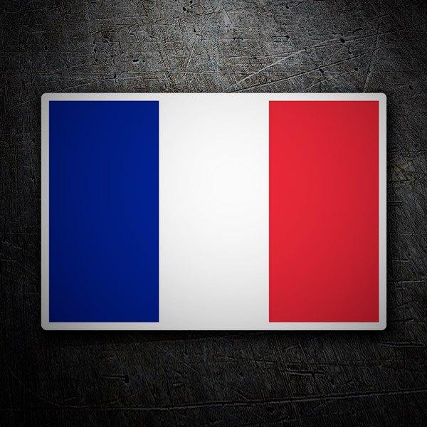 Autocollants: France