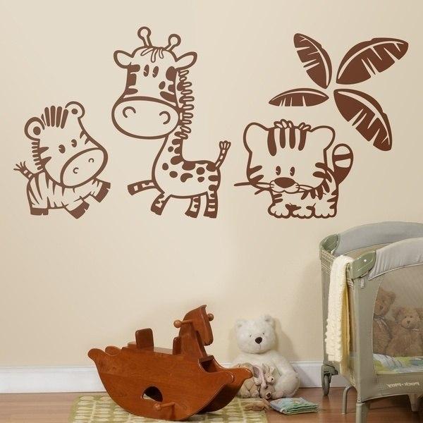 Stickers pour enfants: Zoo
