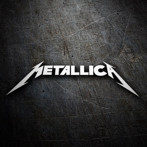 Autocollants: Metallica 3