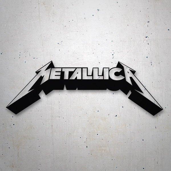 Autocollants: Metallica 4