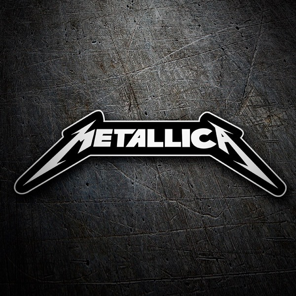 Autocollants: Metallica 2