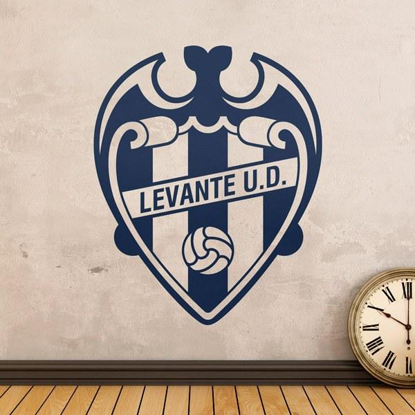 Stickers muraux: Écusson Levante UD de Valencia