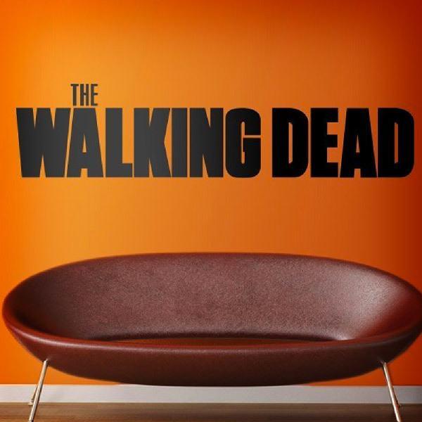 Stickers muraux: The Walking Dead