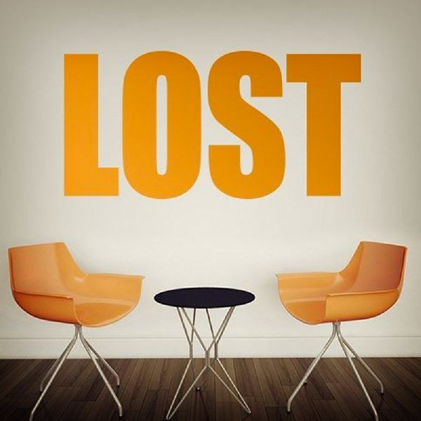 Stickers muraux: Lost