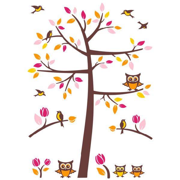 Sticker muraux pas cher d arbres webstickersmuraux - Stickers muraux arbre ...