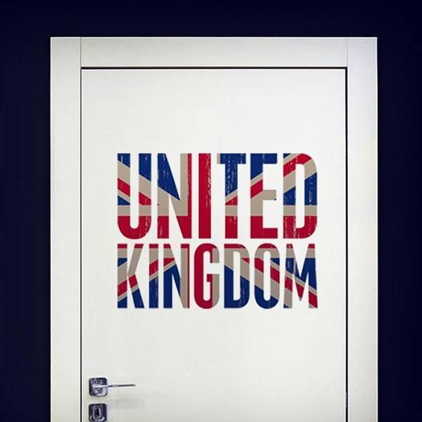 Stickers muraux: United Kingdom