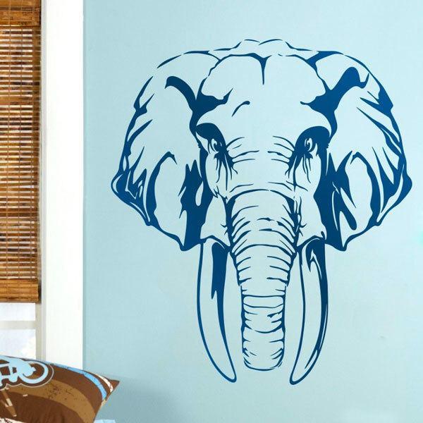 Stickers muraux: Éléphant