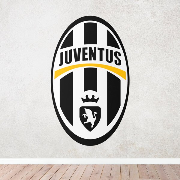 Stickers muraux: Écusson Juventus FC