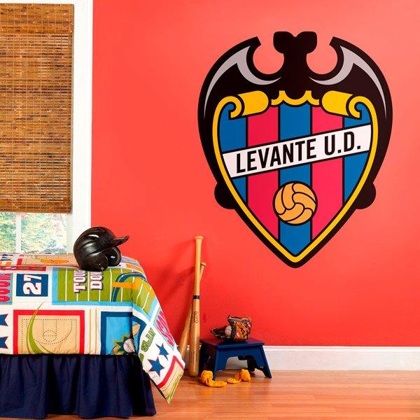 Stickers muraux: Écusson Levante UD