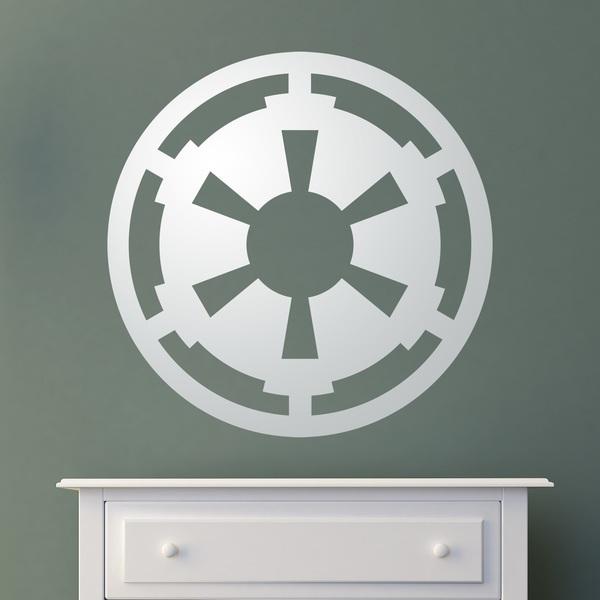 symbole de l empire galactique. Black Bedroom Furniture Sets. Home Design Ideas