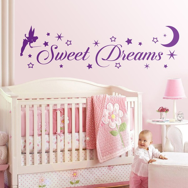 Stickers pour enfants: Tinkerbell Sweet Dreams