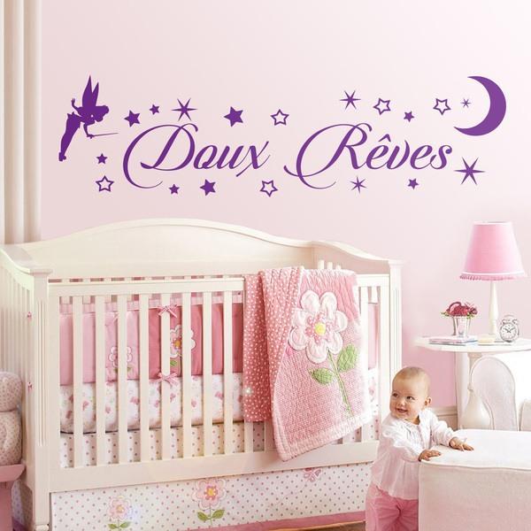 Stickers pour enfants: Tinkerbell Doux Rêves