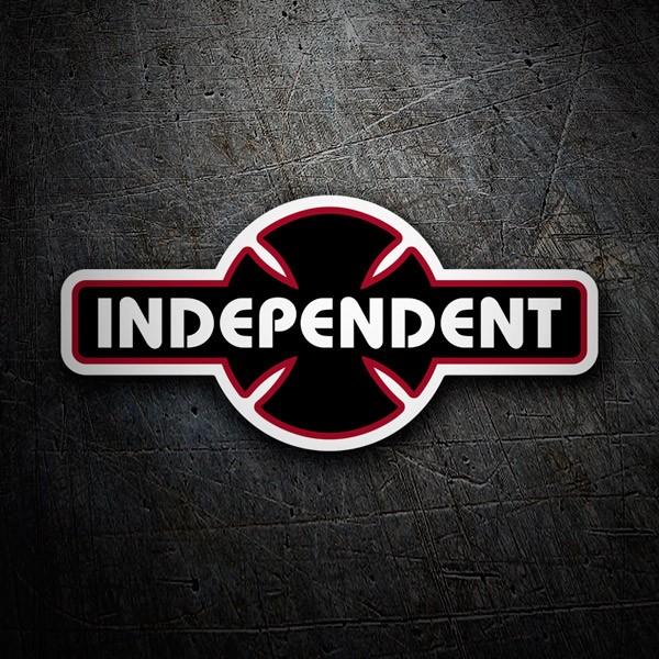Autocollants: Independent Truk Company 2