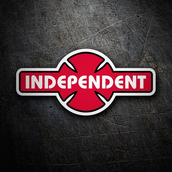 Autocollants: Independent Truk Company 3