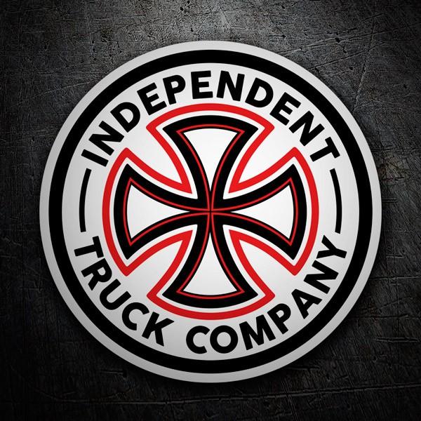 Autocollants: Independent Truk Company 7