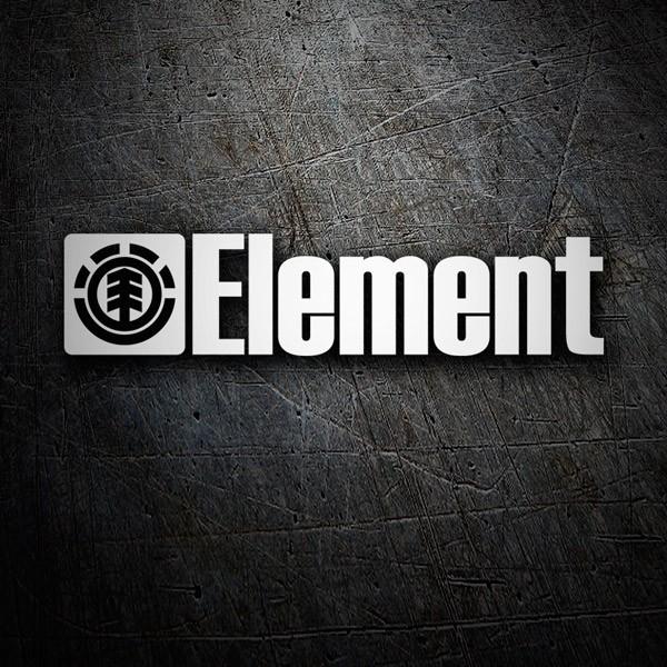 Autocollants: Element 8