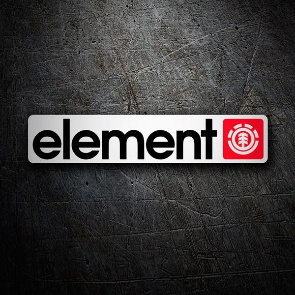 Autocollants: Element 4