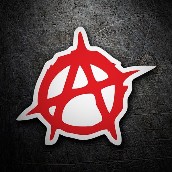 Autocollants: Anarchy