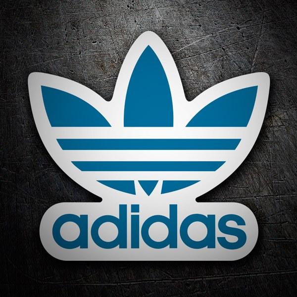 Autocollants: Adidas 2
