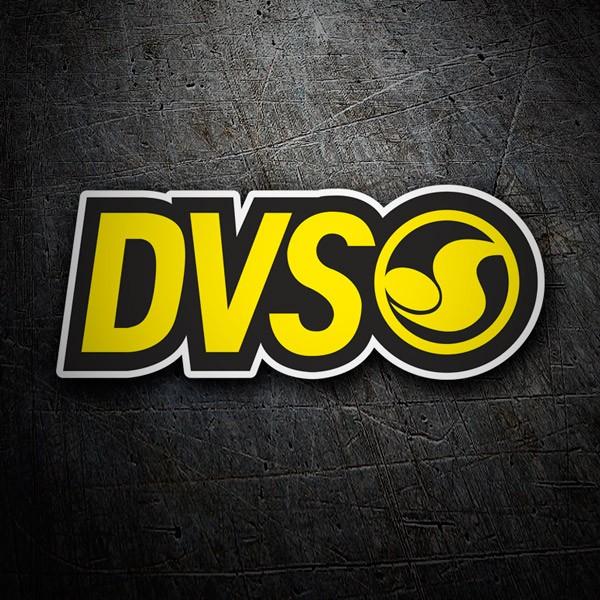 Autocollants: DVS
