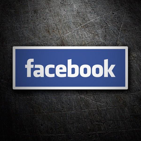 Autocollants: Facebook