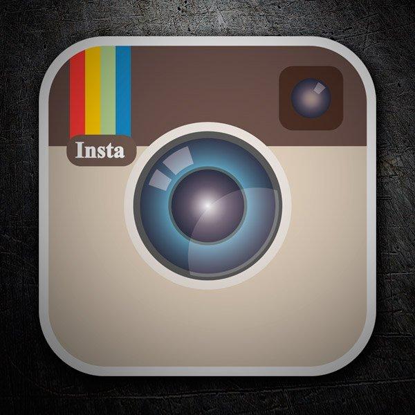 Autocollants: Instagram
